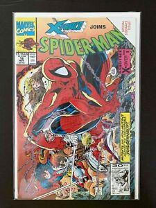 SPIDER-MAN #16  MARVEL COMICS 1991 VF+