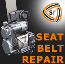 BMW SEAT BELT REPAIR PRETENSIONER REBUILD BUCKLE RESET RECHARGE SERVICE FIX