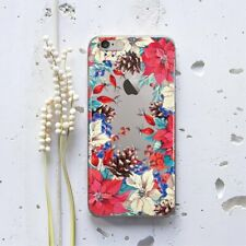 Flowers iPhone 7 Plus Snap Soft Cover For iPhone XS Max Floral iPhone XR Cover