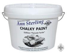 1,5KG Shabby Chic Kreidefarbe Möbelfarbe 9,3?/Kg Wohnraumfarbe Holzlack Vintage
