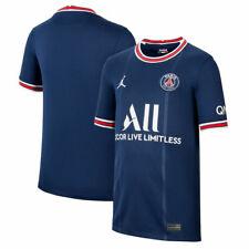 More details for psg home shirt 2021/22 paris saint-germain football jersey bnwt