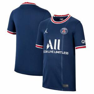 PSG Home Shirt 2021/22 Paris Saint-Germain Football Jersey BNWT