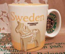 Starbucks Coffee City Mug/Tasse SWEDEN/Schweden, Global Icon, NEU u.unbenutzt!!