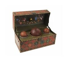 Harry Potter: Collectible Quidditch Set - Book