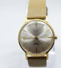 POLJOT De Luxe 23 joyas URSS Chapado en Oro Reloj Cal. Luch 2209 Circa: 1965