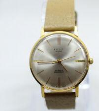 Poljot De Luxe  23 Jewels USSR Gold Plated Watch Cal.Luch 2209  Circa: 1965