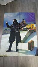 Ozzy Osbourne black Sabbath music flag metal hardrock 2001 Monowise Limited
