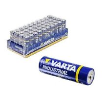 100x VARTA Mignon AA Industrial MN1500 LR6 Hochwertige Batterien Alkaline 4006