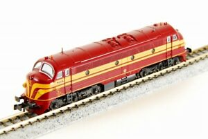 KATO N-Scale K2887 CFL 1604 Nohab Diesel Locomotive made in JAPAN !! RARE!!