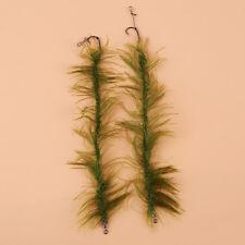 Weed Rig Carp Fishing Hook Ready Made Hair Rigs Weed Line Carp Rig We