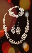 Handmade with Swarovski Crystal CAL Bicones, Jewelry Sets