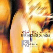 CD Compilation Percussion Musique du Monde Corée Tambour Best Of Kim Yong-Bae