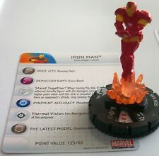IRON MAN 001 Chaos War Fast Forces Marvel Heroclix