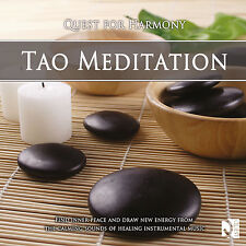 CD QUEST FOR HARMONY TAO MEDITATION CLASSICAL MUSIC SCHUMANN BRAHMS BEETHOVEN