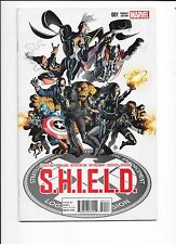 SHIELD #1 Mike Deodato 1/25 Variant