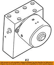 CHRYSLER OEM ABS Anti-lock Brakes-Modulator Valve 68048306AA