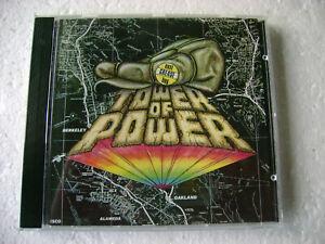 CD Tower Of Power -East Bay Grease - 6 Songs - Rhino 71145-2 (D)  1992 - top