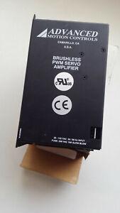 B25A20ACQ AMC DC Servo Motor Drive - CNC Advanced Motion Controls