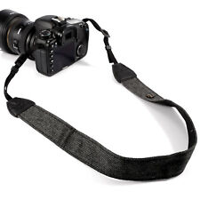 Adjustable Single Shoulder Neck Strap Belt Sling For SLR DSLR Canon Sony Grey