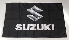Suzuki Style 1 Banner Flag Car Racing Motorbike Mechanic Workshop Man Cave Bike