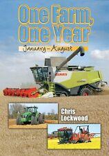 ONE FARM ONE YEAR - PART 1 - JAN - AUG - Farming - Crops - Tractors - DVD