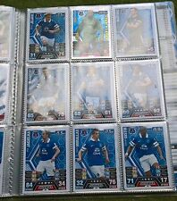 Match Attax - 2013/2014 - Everton - 17x Cards - Exc Con - Free Post!
