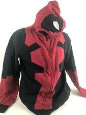 Marvel Deadpool Hoodie Sweatshirt Men's Size Medium