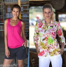 SET TOP + CAMICETTA MASSANA TAGLIA L - Top + Chemise Top + Shirt Top + Camicia