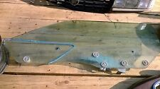 1973-1974 FORD LTD AND GALAXIE 500 2 door coupe Driver front glass window OEM
