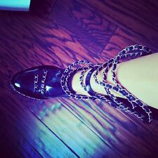 RUNWAY Chanel Chain Boots 38.5 EXTRA RARE! WANTED!