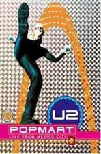 U2 - Popmart Live From Mexico City NEW DVD