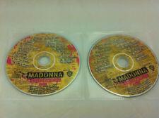 CD de musique édition pour Pop Madonna