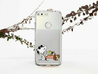 Cool Snoopy Google Pixel 2 XL Case Piano Snoopy Google Pixel 3 XL Silicone Cover
