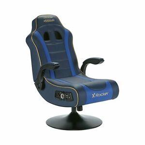X Rocker Adrenaline VII Gaming Chair - Blue