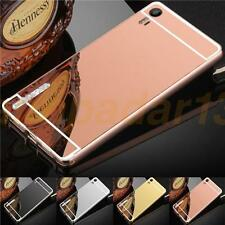 Luxury Aluminum Metalrd Frame Bumper + PC Case Cover For Various Mobile Phone A