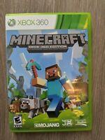 Minecraft Xbox 360 Edition | No manual (Microsoft Xbox 360) | Ships FREE
