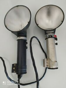 Paire De Projecteurs Multiblitz A Recycler