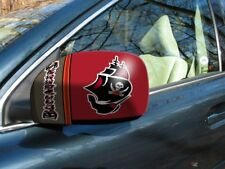 Licensed NFL Tampa Bay Buccaneers Car Mirror Covers (2-Pack)- Trucks/Large SUV's