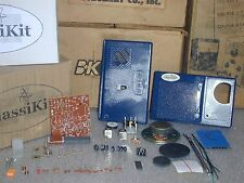 Unbuilt Classikit AM FM Transistor Radio KIT CXA1691 IC+ Heathkit Eico Doc