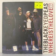 "Black Eyed Peas – Where Is The Love? (Vinyl, 12"", MAXI 33 TOURS, Rare)"