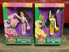 Power Rangers Dolls