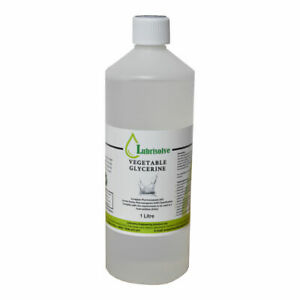 VEGETABLE GLYCERINE EP/USP GRADE  -1 litre
