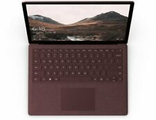 Nueva Computadora portátil 1st Gen Intel Microsoft Surface Core i7 8GB Ram 256GB Borgoña