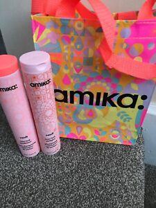 Amika Shampoo And Condtioner