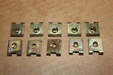 VW various external trim speed clips x10 N0154581 New genuine parts