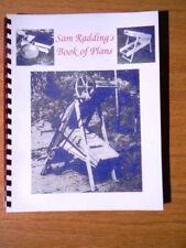 Sam Radding's book of plans volume 1