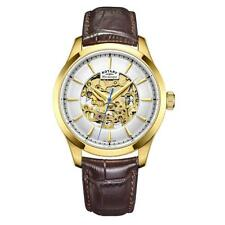 Quartz (Automatic) Adult Wristwatches with Skeleton