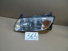2000 2001 2002 Saturn SL1 DRIVER Side Used Headlight Front Lamp #365-H