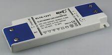 LED electrónicos-transformador 0,5 - 6 vatios 220 - 240v - & gt 12v = Super slimline 6w
