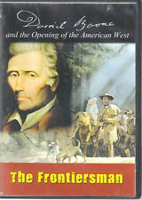 DANIEL BOONE AND THE OPENING OF THE AMERICAN WEST DVD (W1)